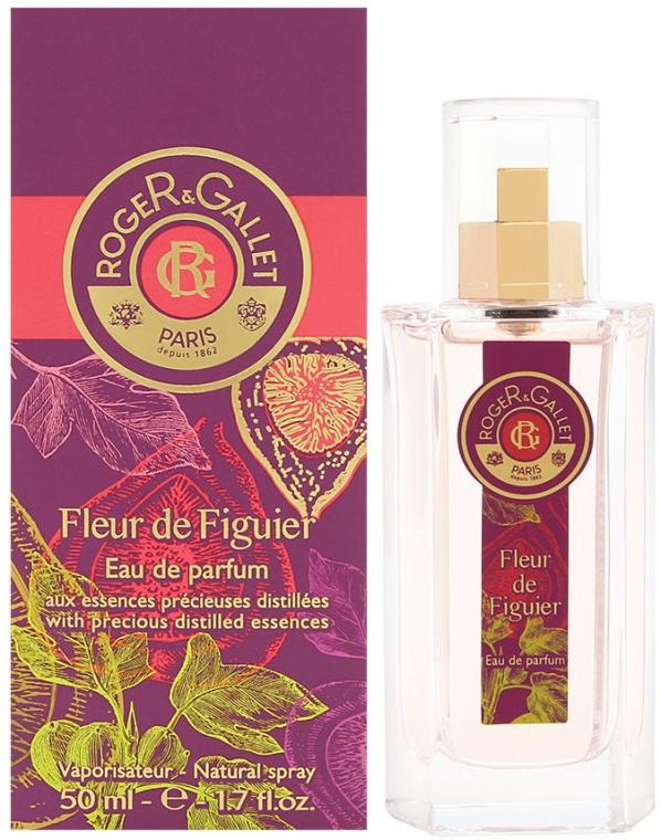 Roger & Gallet Fleur de Figuier - Woda perfumowana — фото N2