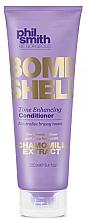 Kup Odżywka neutralizująca żółty odcień włosów - Phil Smith Be Gorgeous Bombshell Tone Enhancing Conditioner
