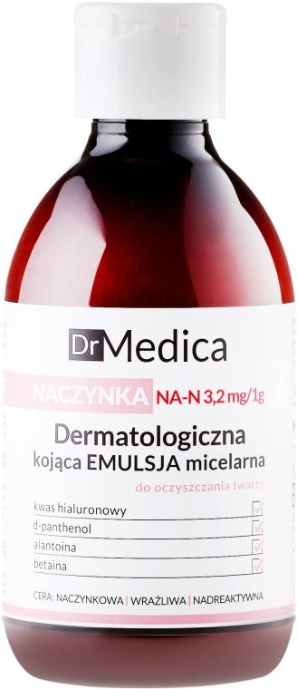 Dermatologiczna kojąca emulsja micelarna - Bielenda Dr Medica Naczynka