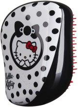 Kup Kompaktowa szczotka do włosów - Tangle Teezer Compact Styler Hello Kitty Black Brush