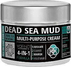 Kup Krem do ciała z błotem z Morza Martwego - Yofing Dead Sea Mud Multi-Purpose Cream
