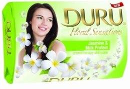 Kup Mydło kosmetyczne Jaśmin i proteiny mleczne - Duru Floral Sensations Soap