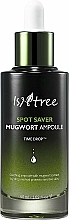 Kup Kojące serum do twarzy z ekstraktem z bylicy - IsNtree Spot Saver Mugwort Ampoule