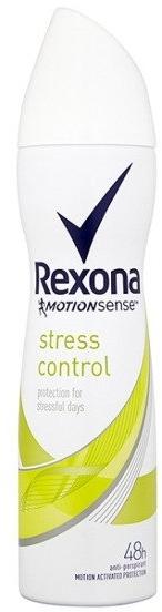 Antyperspirant w sprayu - Rexona Motionsense Stress Control Anti-Transpirant