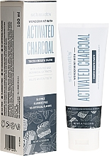 Kup Naturalna węglowa pasta do zębów - Schmidt's Wondermint Activated Charcoal Toothpaste