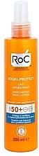 Kup Spray do opalania ciała - RoC Soleil-Protect Lotion Spray Moisturizing SPF50