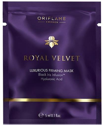 Ujędrniająca maseczka do twarzy - Oriflame Royal Velvet Firming Face Mask