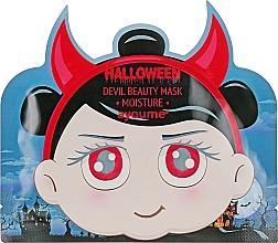 Kup Nawilżająca maseczka w płachcie do twarzy z kwasem hialuronowym - Ayoume Halloween Devil Beauty Mask Moisture