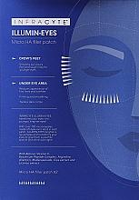 Kup Rozświetlające płatki pod oczy - Infracyte Illumin-eyes Micro Ha Filler Patch