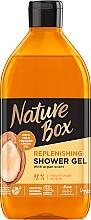 Kup Żel pod prysznic z olejem arganowym - Nature Box Nourishment Shower Gel With Cold Pressed Argan Oil