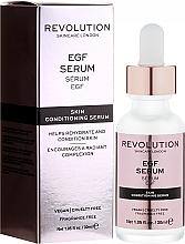 Kup Przeciwstarzeniowe serum przeciwzmarszczkowe do twarzy - Makeup Revolution EGF Conditioning Serum