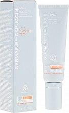 Kup Korektorujący krem nawilżający do twarzy - Germaine de Capuccini B-Calm Correcting Moisturising Cream SPF20