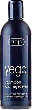 Kup Intensywnie nawilżający szampon do włosów dla mężczyzn - Ziaja Yego