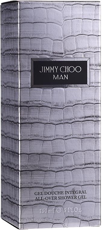 Perfumowany żel pod prysznic dla mężczyzn - Jimmy Choo Man — фото N2