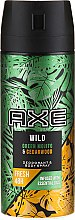 Kup Antiperspirant w sprayu - Axe Wild Green Mojito & Cedarwood