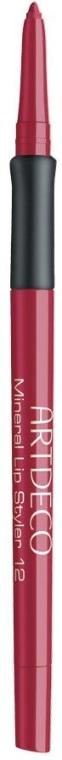 Mineralna kredka do ust - Artdeco Mineral Lip Styler