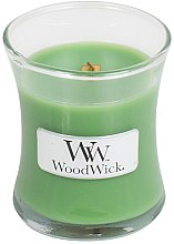 Kup Świeca zapachowa w szkle - WoodWick Hourglass Candle Palm Leaf