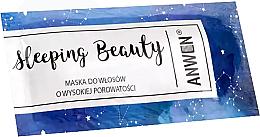Kup Maska do włosów wysokoporowatych - Anwen Masks Sleeping Beauty (próbka)