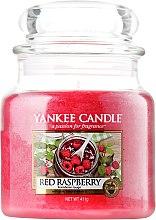 Kup Świeca zapachowa w słoiku - Yankee Candle Red Raspberry