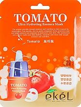 Kup Maska na tkaninie do twarzy z ekstraktem z pomidorów - Ekel Tomato Ultra Hydrating Mask