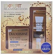 Kup Zestaw odmładzający do twarzy - Diadermine Women's Cosmetics Set (cr/50ml+eye/cr/15ml)