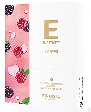 Nawadniająco-uelastyczniająca maseczka na bazie malin w płachcie do twarzy - Frudia My Orchard Squeeze Mask Raspberry  — фото N3