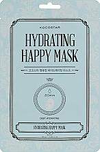 Kup Nawilżająca maseczka do twarzy - Kocostar Hydrating Happy Mask