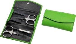 Kup Zestaw do manicure'u 5 przedmiotów, zielony, 3540-0977 - Hans Kniebes Solingen