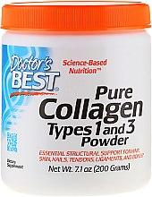 Kup Kolagen typu 1 i 3 w proszku - Doctor's Best Pure Collagen Types 1 And 3 Powder