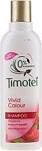Kup Szampon Wyrazisty kolor do włosów farbowanych - Timotei