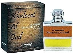 Kup Al Haramain Khulasat Al Oud - Woda perfumowana