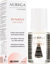 Kup Preparat odżywiający i chroniący osłabioną płykę paznokcia - Auriga Si-Nails Varnish