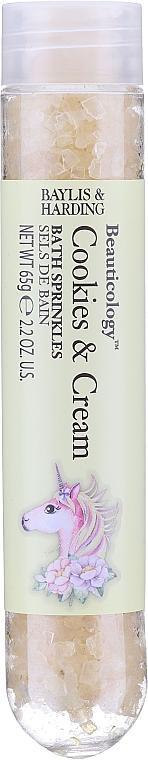Zestaw - Baylis & Harding Beauticology Bath Sprinkles (salt/for/bath/5x65g) — фото N5