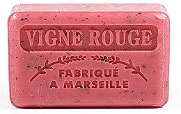 Kup Marsylskie mydło w kostce Winorośl - Foufour Savonnette Marseillaise Vigne Rouge