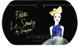 Kup Paletka cieni do powiek - Bourjois Eyeshadow Palette Les Smoky