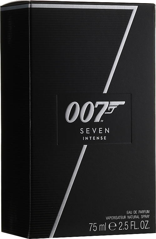 James Bond 007 Seven Intense - Woda perfumowana
