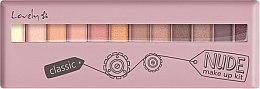 Kup Paleta cieni do powiek - Lovely Classic Nude Make Up Kit