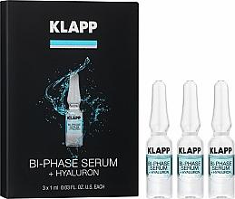 Kup Dwufazowe serum hialuronowe - Klapp Bi-Phase Serum Hyaluron