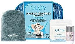 Kup Zestaw akcesoriów do demakijażu - Glov Makeup Remover For Dry Skin (glove mini + glove + stick 40 g)
