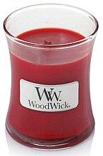 Kup Świeca zapachowa w szkle - WoodWick Hourglass Candle Pomegranate