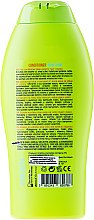 Naturalna odżywka dodająca włosom objętości Aloes - Hristina Cosmetics Hair Volume & Vitality With Aloe Vera Conditioner — фото N2