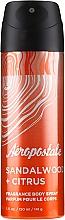 Kup Spray do ciała dla mężczyzn - Aeropostale Sandalwood + Citrus Fragrance Body Spray