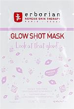 Kup Maska do twarzy w płachcie - Erborian Glow Shot Mask