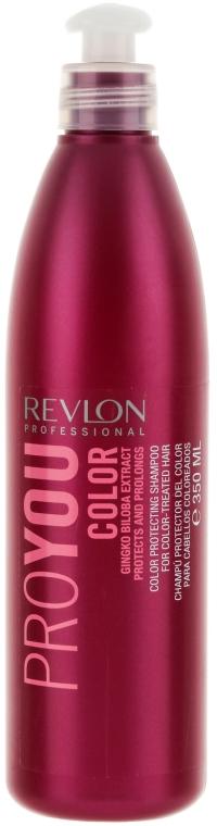 Szampon do włosów farbowanych - Revlon Professional ProYou Color Protecting Shampoo