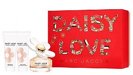 Kup Marc Jacobs Daisy Love - Zestaw (edt 50 ml + sh/gel 75 ml + b/milk 75 ml)