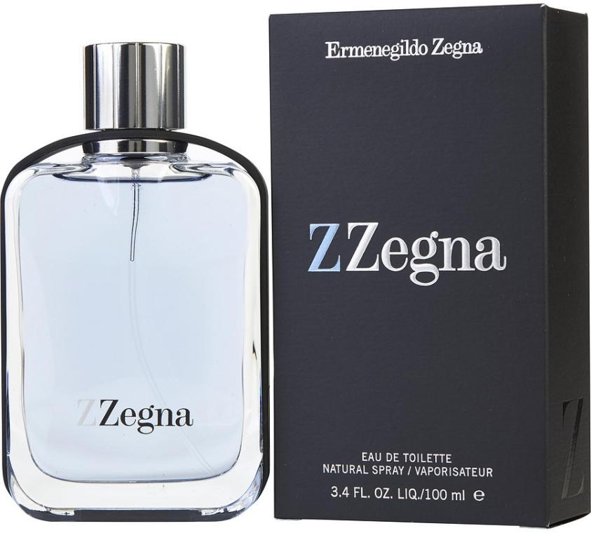 Ermenegildo Zegna Z Zegna - Woda toaletowa — фото N1