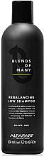 Kup Szampon równoważący - Alfaparf Milano Blends Of Many Rebalancing Low Shampoo