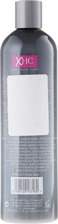 Oczyszczająca odżywka do włosów - Xpel Marketing Ltd Xpel Hair Care Cleansing Revitalising Purifying Charcoal Conditioner — фото N2