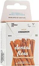 Kup Nić dentystyczna, woskowana, Cynamon - The Humble Co. Dental Floss Cinnamon