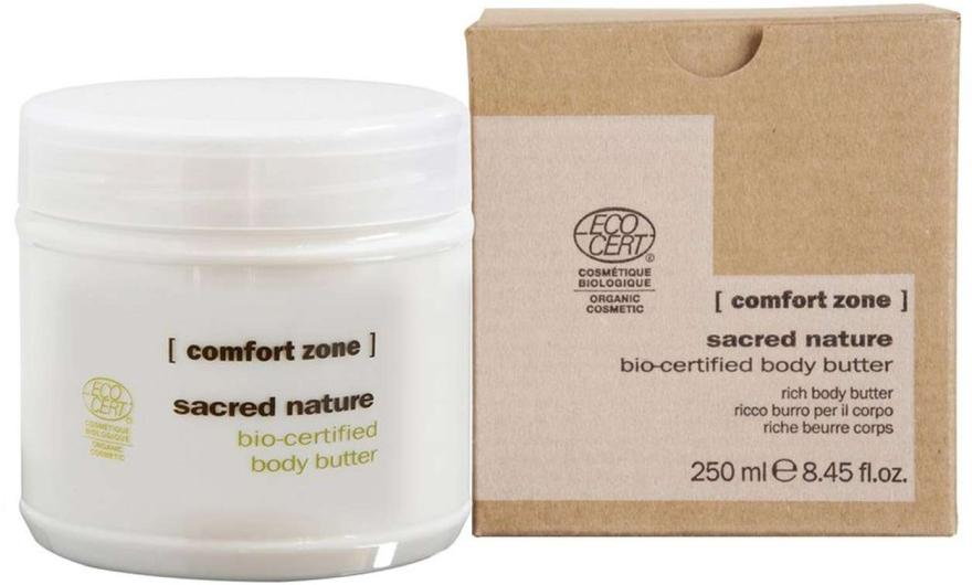 Bogate masło odżywcze do ciała - Comfort Zone Sacred Nature Bio-Certified Body Butter — фото N1
